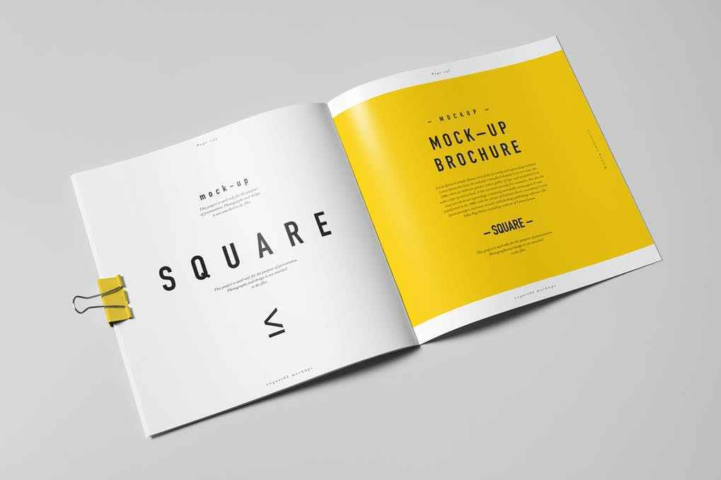 Square - Brochure Design